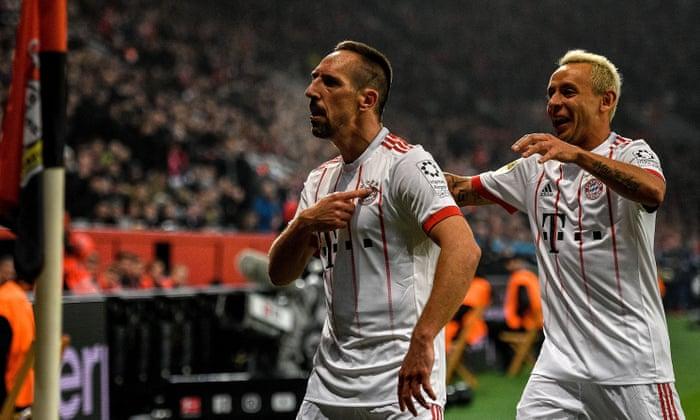 3a3fc427a If Robben and Ribéry leave Bayern Munich