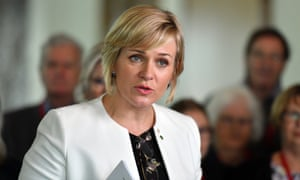 The independent member for Warringah Zali Steggall