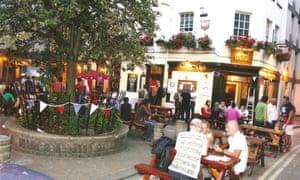 The Bank Tavern, Bristol.