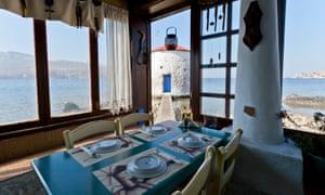 Mylos restaurant Agia Marina, Leros, Greece