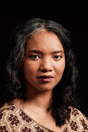 Chipo Chung studied directing at Yale University and then trained at the Royal Academy of Dramatic Art (RADA) in London. Her vast repertoire includes theatre, television, and film. She currently lives and works in London, but still feels connected to Zimbabwe. 'There's always this umbilical cord back home to where family is and for me, where my mother is.' She believes Zimbabweans share a unique sense of self: 'In the developed world, what is cool is manufactured whereas in Zimbabwe, what is cool is completely original'