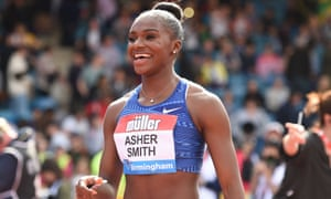 Asher-Smith will be one of the front runners for the 200m after Miller-Uibo confirmed she will not compete in the event at the world championships.