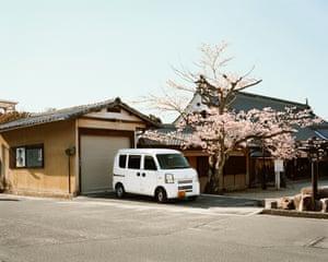 White Van, Miyajima, 2012