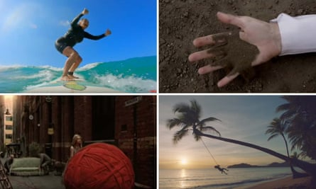 Australian tourism ads
