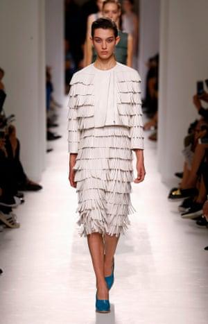 Hermes: Runway - Paris Fashion Week Womenswear Spring/Summer 2017