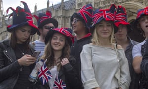 Many 18- to 29-year-olds feel the older generations have robbed them of a future within the EU.