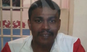 Gunasegar Pitchaymuthu, one of the men hanged on Friday in an execution condemned by Amnesty International.