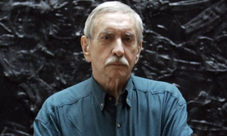 Edward Albee, pictured in 2008.