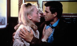 Impossibly beautiful … Catherine Deneuve and Nino Castelnuovo in The Umbrellas of Cherbourg.