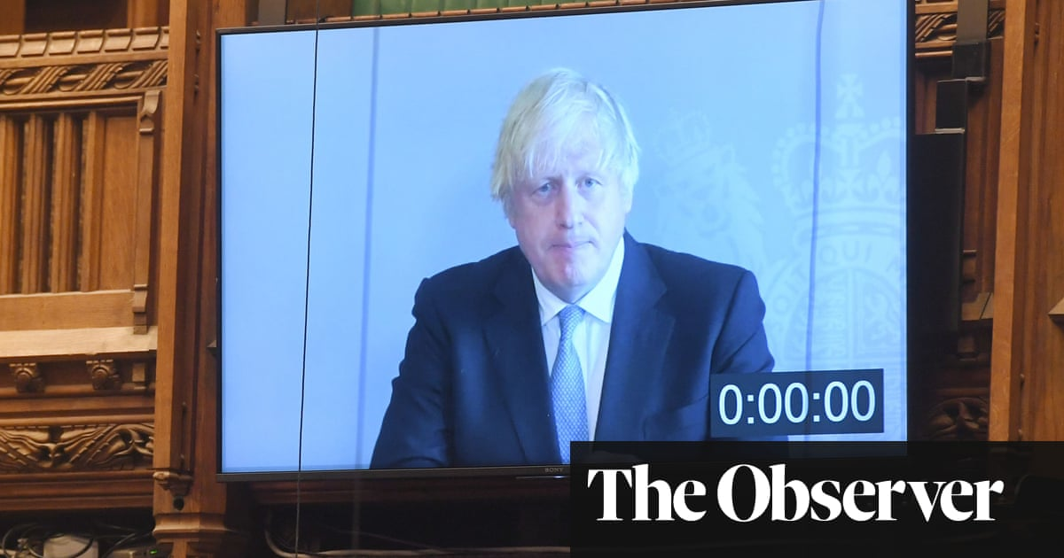 How England's 'pingdemic' took a heavy toll on the Tories