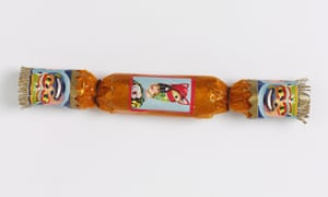 Cracker Christmas.V A X Rays Christmas Cracker From 1920s And Finds Chocolate