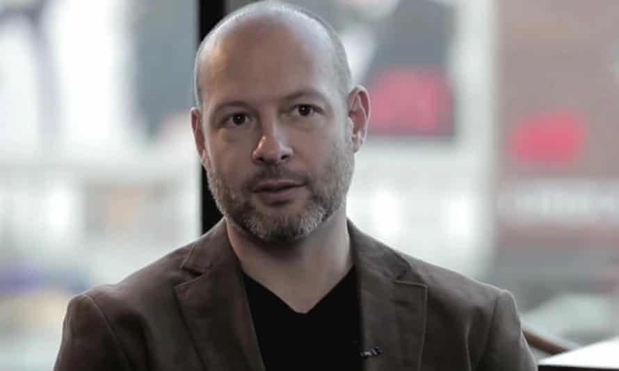 Adam Whittington speaking in a video on the the Cari website.
