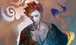 Catching up with history ... Morpheus, from Neil Gaiman's Sandman.