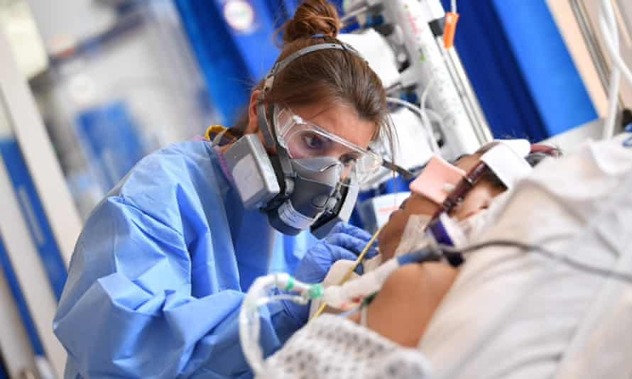 Intensive care at Royal Papworth Hospital in Cambridge