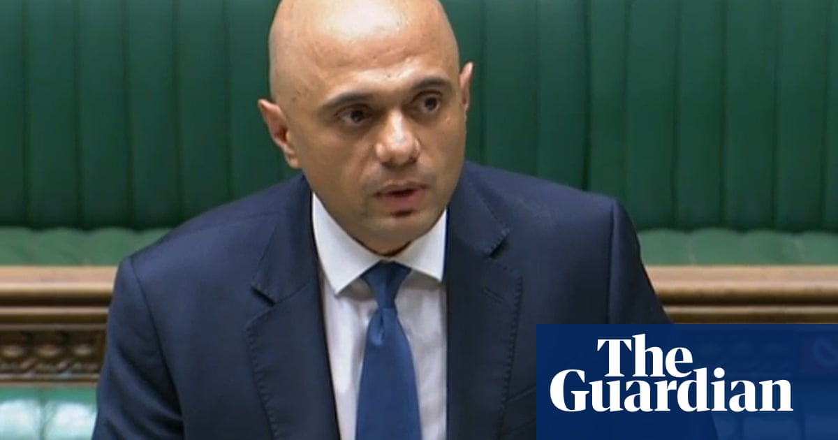 Sajid Javid confirms 19 July plan to lift Covid restrictions in England