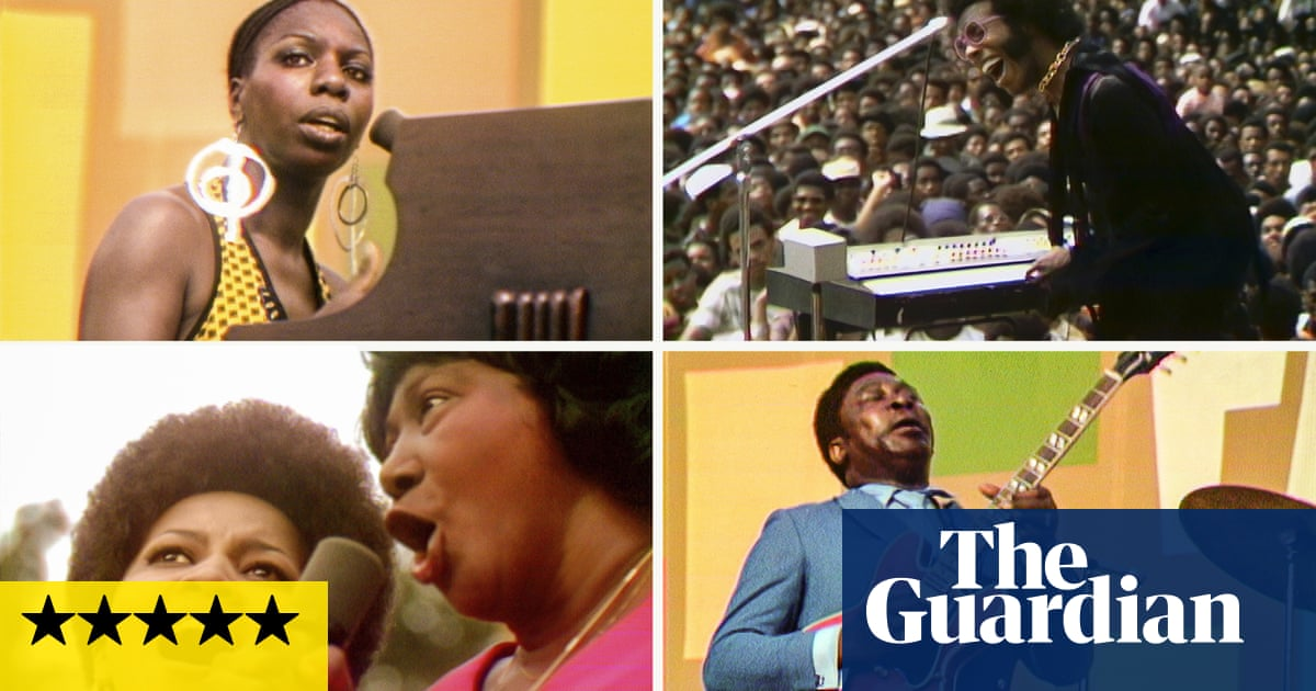 Summer of Soul review – the best concert film ever made?