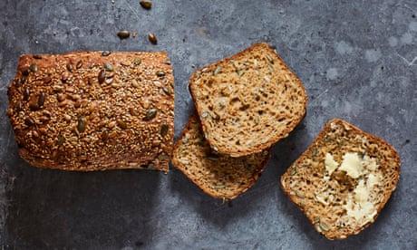 Dan Lepard's recipe for gluten-free multiseed and molasses bread