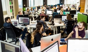 Behind the scenes at one of Russia's tech success stories
