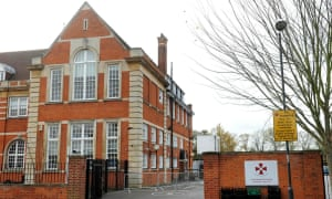 St Richard Reynolds Catholic college, Twickenham.