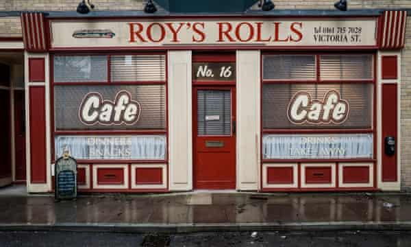 Roy's Rolls.