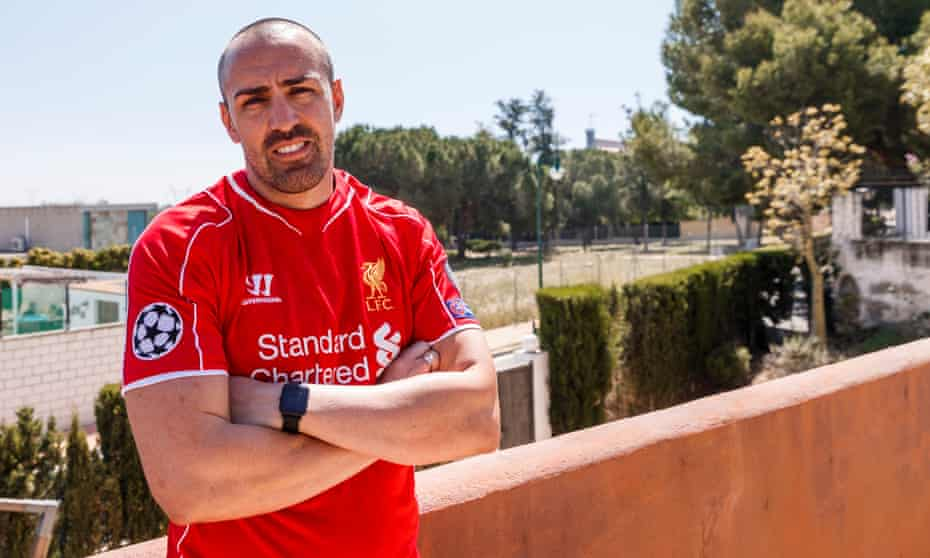 José Enrique, who will be at Saturday's Champions League final, recalls: 'The doctor sat me down and said: Don't be frightened by the word I'm about to say.'