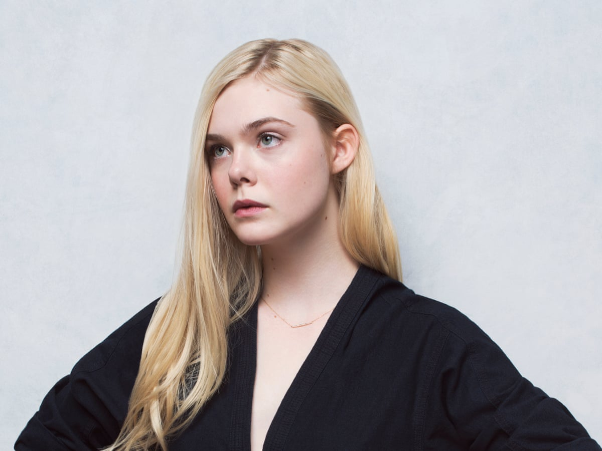 Elle Fanning: 'It's a job, but it's also about dressing up and pretending'  | Elle Fanning | The Guardian
