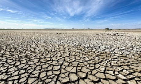 Climate change: 90% of rural Australians say their lives are already affected