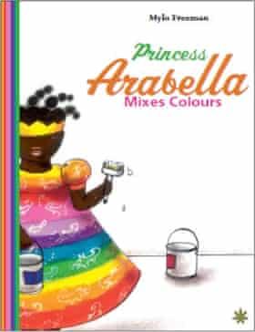 Princess Arabella Mixes Colours Mylo Freeman