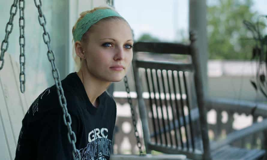 Daisy Coleman, whose story is told in the Netflix documentary Audrie and Daisy