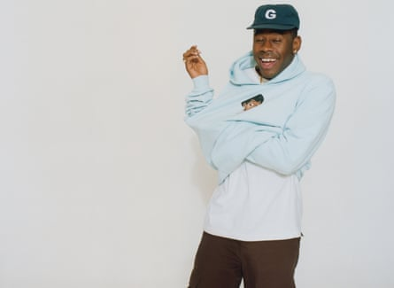 Tyler, the Creator, photographed in London September 2019