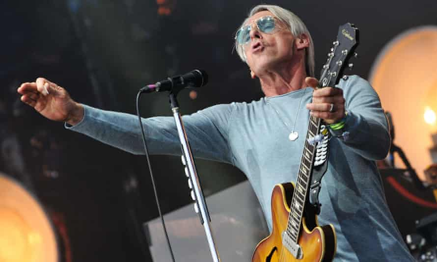 Paul Weller: won £10,000 privacy damages over photos of his children that were published on Mail Online