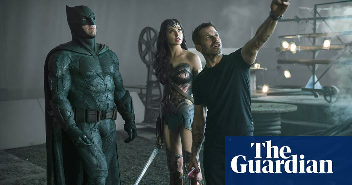 After the Snyder Cut, all bets are off for a new Ben Affleck Batman movie