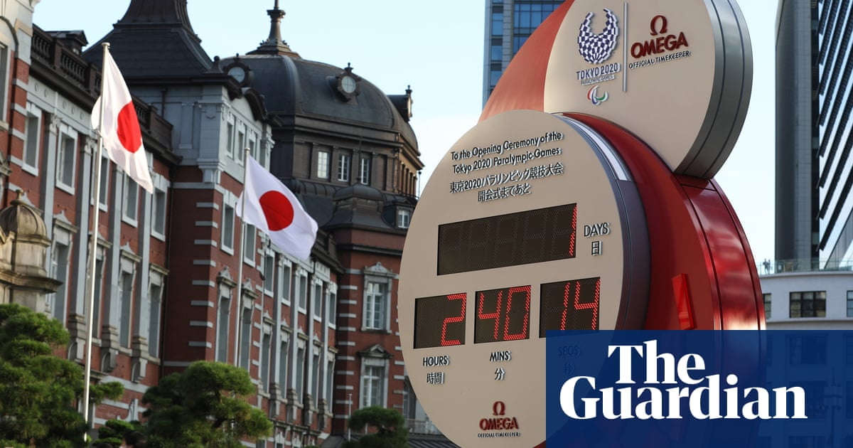 Tokyo 2020 Paralympics briefing: the final countdown to the opening ceremony