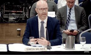 Simon Milner.