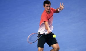 Tomic holds.