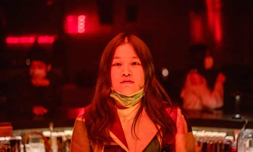Kaijie Huang, the manager of 44KW nightclub in the Huangpu district of Shanghai