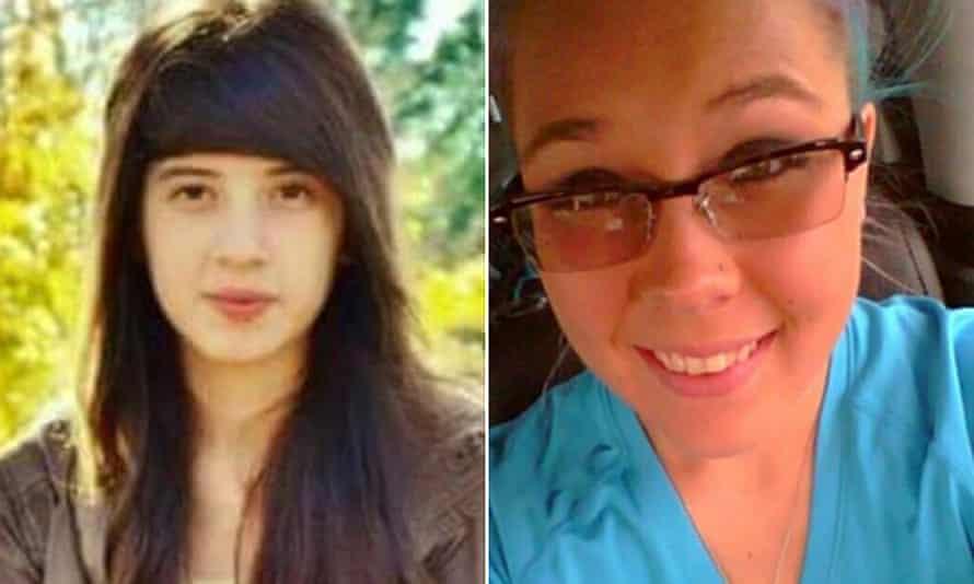 Lucero Alcaraz and Rebecka Carnes oregon school shooting