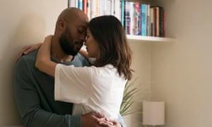 'Emotionally raw': as Hannah with Arinzé Kene in Channel 4's I Am Hannah.