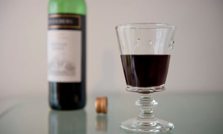 The new findings contradict the common belief that a glass of red wine or champagne a day can protect the brain, said Dr Doug Brown of Alzheimer's Society.