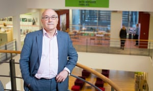 Mark Goldring, chief executive of Oxfam GB