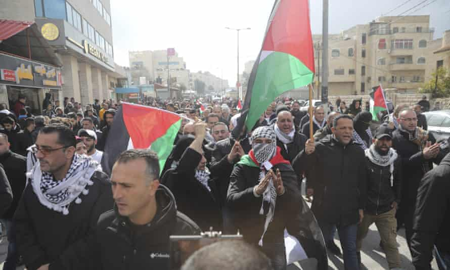 Palestinians have been 'offered' a truncated and dismembered archipelago of Bantustans connected by bridges and tunnels and subservient to the Israeli state.
