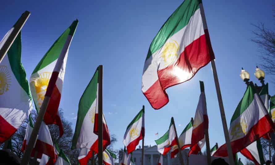 """""""Today, the Iranian-American friends in my peer generation are organizers, activists, artists, policy aides and political candidates."""""""