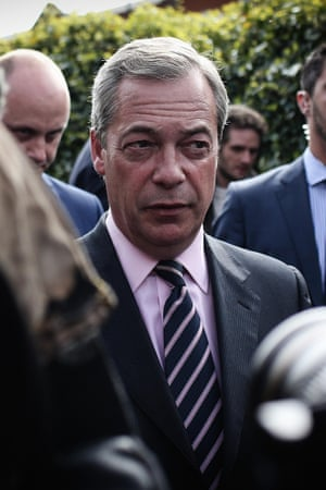 Nigel Farage resigned following his failure to be elected