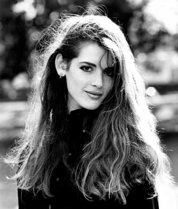 Nigella Lawson in 1983.