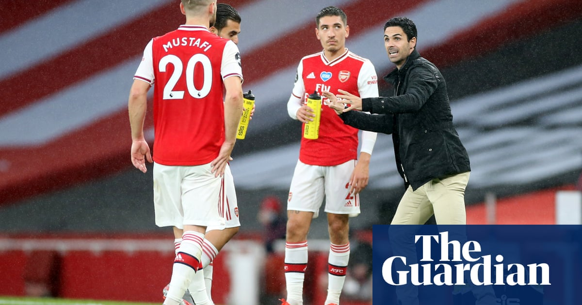 Mikel Arteta has Arsenal players on right wavelength in time for Spurs | Nick Ames