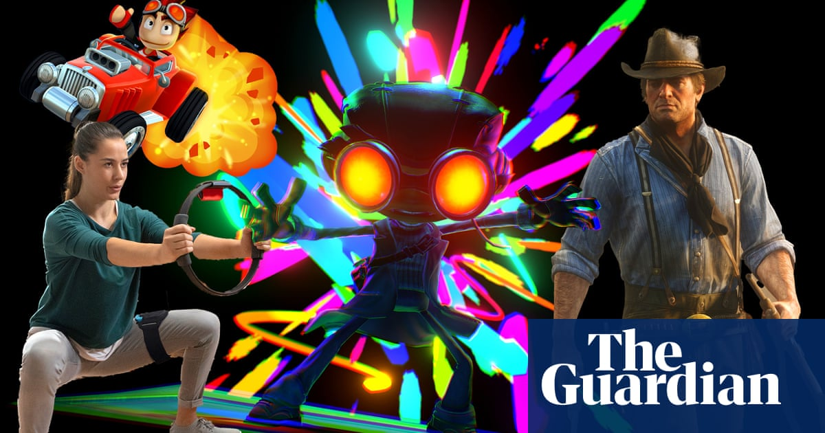 'My housemates and I are addicted': 15 video games perfect for lockdown brain
