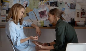 The Romanian film Several Conversations About a Very Tall Girl is being shown at the Barbican.