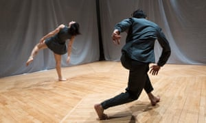 Watch this space… Quests by Tara D'Arquian at Greenwich Dance.