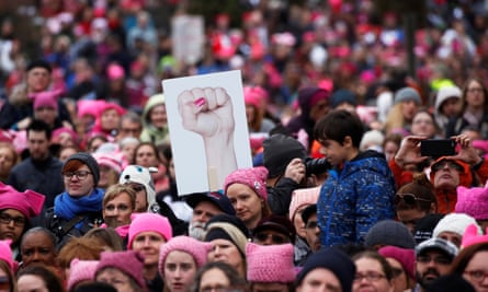 The Women's March in Washington on 21 January was part of what has been called the single largest day of protest in US political history.