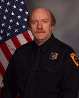 Jeff Payne, a Utah police officer, was fired Tuesday.